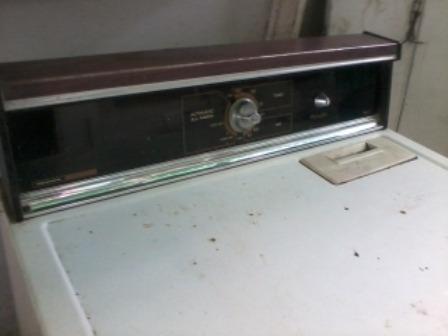 secadora de ropa kenmore (sears)