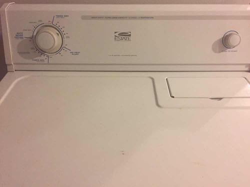 secadora de ropa whirlpool 16kg usada