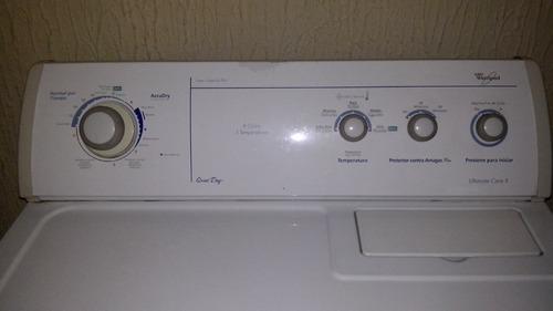 secadora de ropa whirlpool