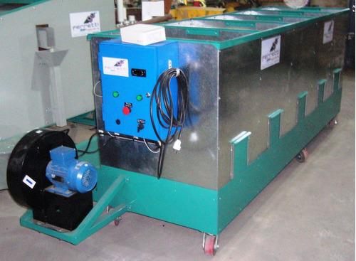 secadora de semillas de celdas para ensayos
