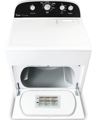 secadora eléctrica whirlpool 19 kg 7mwed1900ew