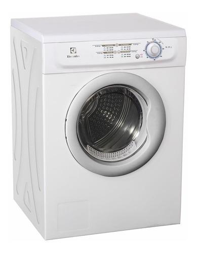 secadora electrolux 6 kg eléctrica blanca ede062mdlw