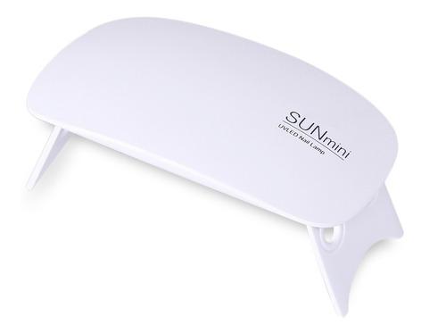 secadora led para uñas en gel sun mini
