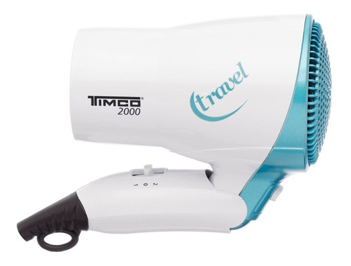 secadora plegable con generador de iones timco tra-2000v