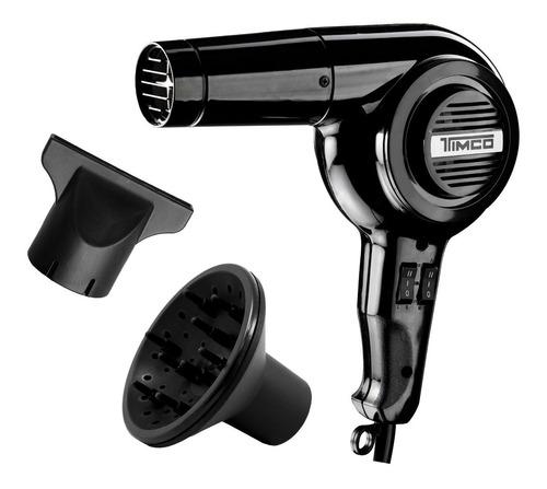 secadora profesional c/ boquilla y difusor timco sp-1600
