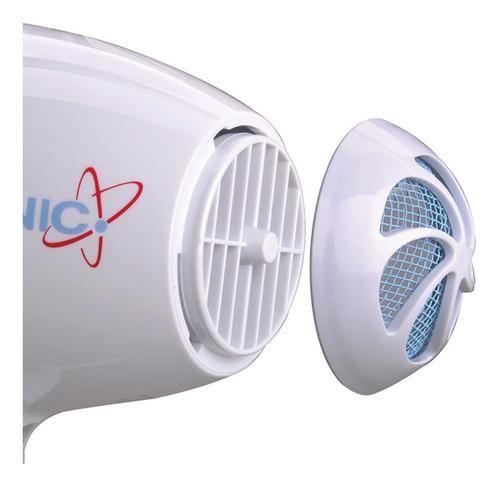 secadora profesional ion c/2 boquillas timco nan-i