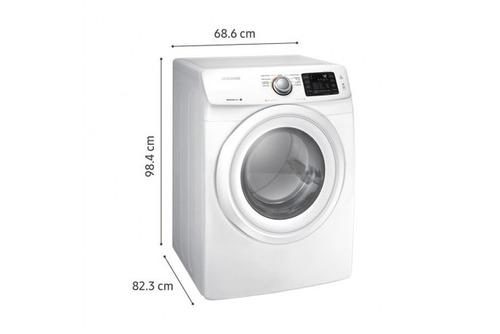 secadora samsung 18kgs carga frontal bl - dv18h5000
