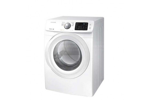 secadora samsung carga frontal dv18h5000g - blanco
