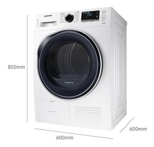 secadora samsung con tecnología heatpump 9 kg