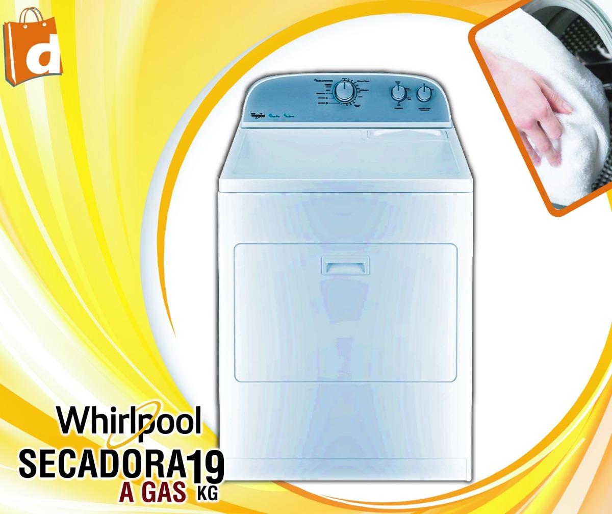 Secadora Whirlpool 19 Kg A Gas Incluido Iva U S 493 00 En Mercado