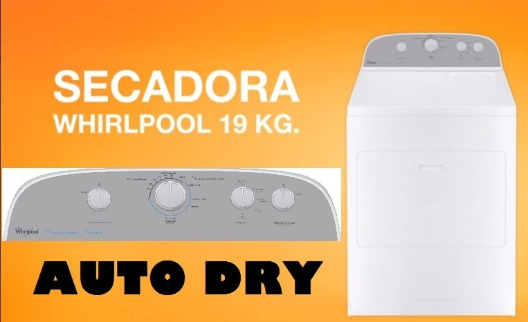 Secadora Whirlpool 19 Kg Gas Dryers 7 000 00 En Mercado Libre