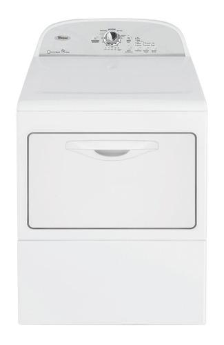 secadora whirlpool 22kg 7mwgd5600bw blanco