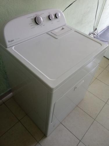 secadora whirpool auto dry de gas lp