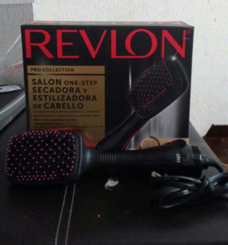 secadora y estilizadora de cabello revlon