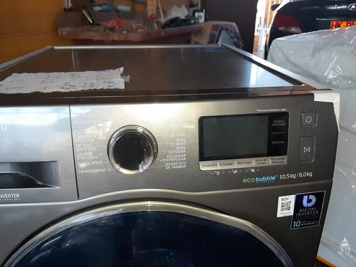 secadora y lavadora