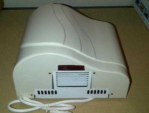 secadoras de manos ideal oficinas o negocios automaticos