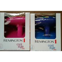 Secador Remington De Cerámica Ionico Cool Style