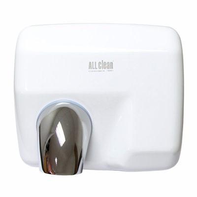 secadores de mano (alto trafico). blanco. manual y automat.