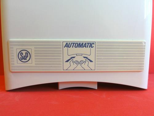 secamanos automatico s&p