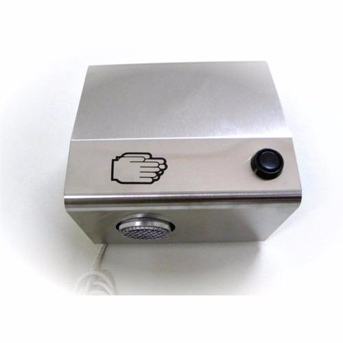 secamanos electrico con boton pulsador - axon