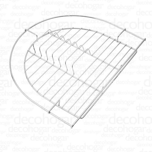 secaplato escurridor accesor johnson curve acero inox cuotas