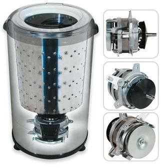 secarropa lumer pvc 5.5 kg tambor acero inox local calle