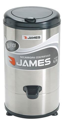 secarropas centrifugas james a662 inoxidable 6.2 kg pcm