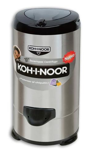 secarropas centrífugo kohinoor a-665 acero inoxidable 6,5 k