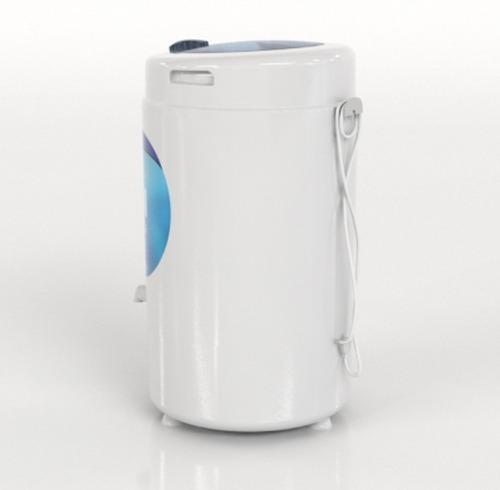 secarropas codini advance 6.1 kg tambor acero 2800 rpm