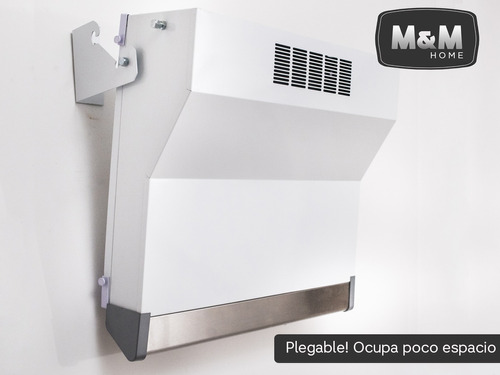 secarropas pared rebatible m&m home 5 kg bajo consumo
