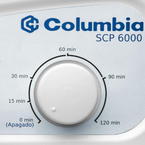 secarropas por calor columbia scp 6000