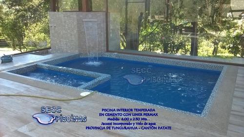 secc piscinas - construimos piscinas y jacuzzis