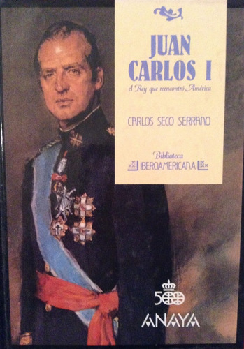 seco serrano, carlos - juan carlos i, anaya, madrid, 1988, 1