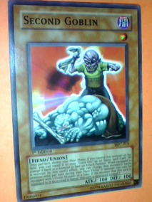 Second Goblin -x1- Mfc-013 - Fiend / Union - Yugioh - 1st Ed