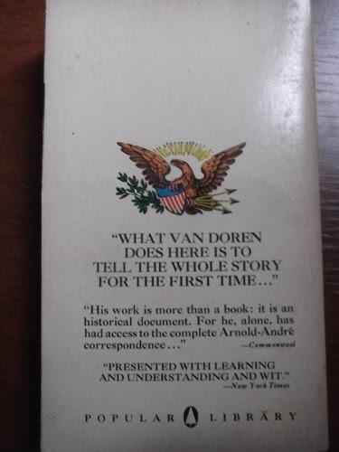 secret history of the american revo lution carl von doren