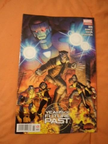 secret wars days of future past comics marvel now completa
