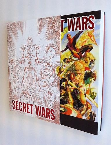 secret wars imprescindible / librería lannister