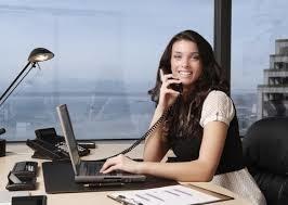 secretaria de ventas