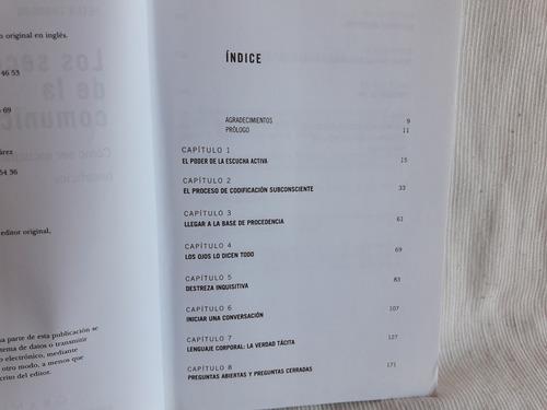 secretos de la comunicacion peter thomson ed. granica
