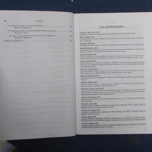 secretos de la endocrinologia, michael t. mcdermott, md., mc