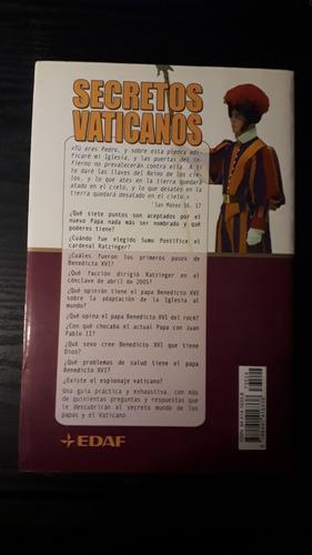 secretos vaticanos - eric frattini