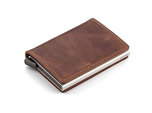 b36577757 Secrid Men Slim Wallet Caja De La Tarjeta De Seguridad Rfid - $ 200.000 en  Mercado Libre