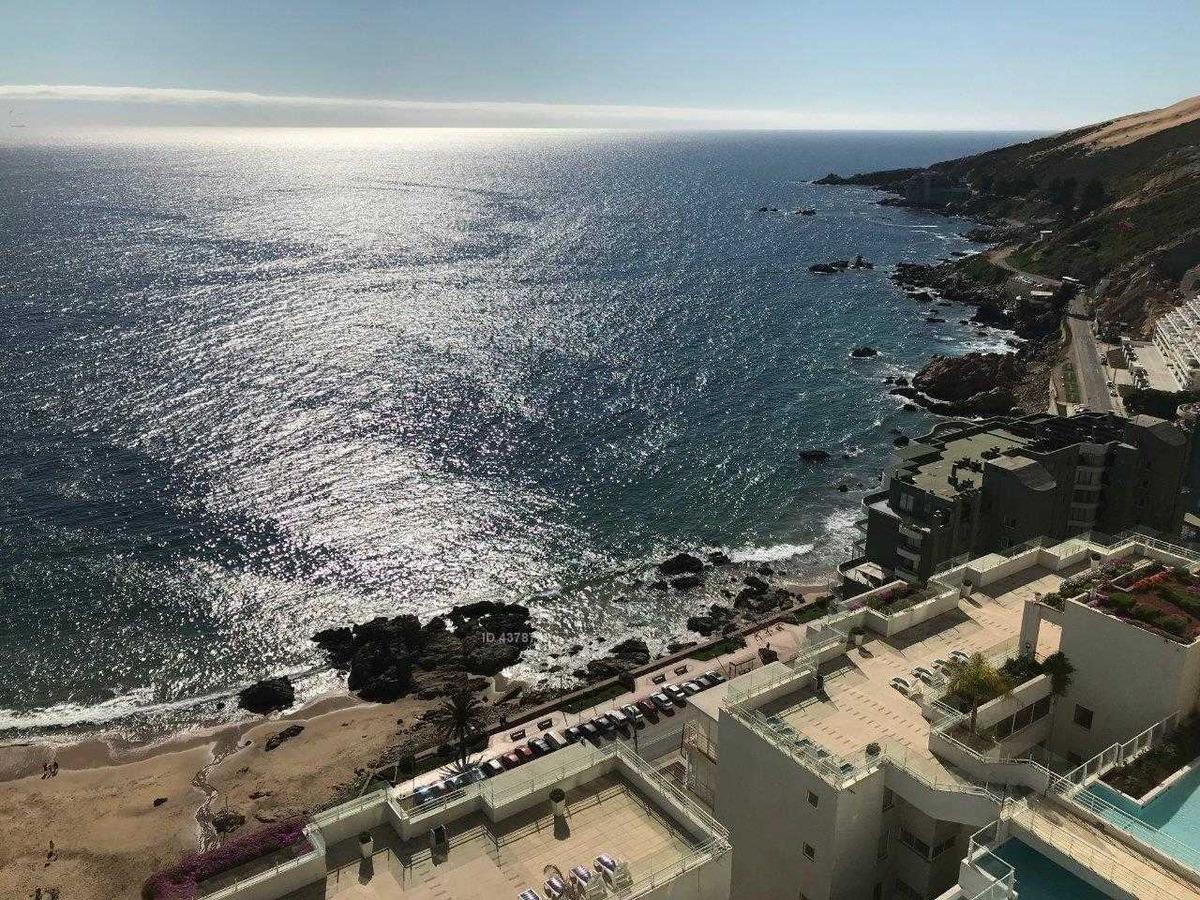 sector cochoa, vista espectacular despejada. frente a playa cochoa