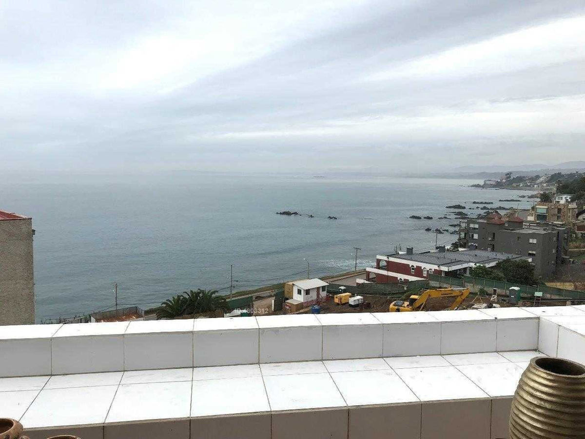 sector higuerillas espectacular vista al mar.