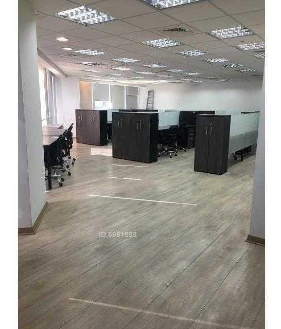 sector nueva las condes - excelente oficina habilitada y