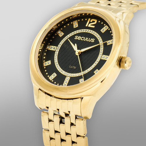 seculus feminino relógio