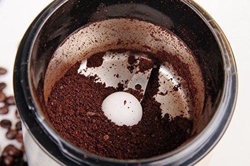secura cafetera eléctrica y molinillo de especias con cuchi
