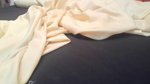 seda natural 100% cortinas importada a/ 140 cms zeuz env