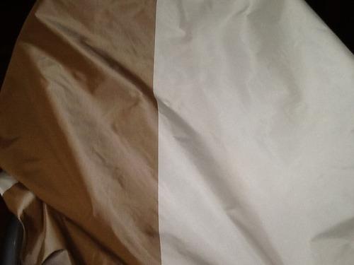 seda tafeta cortinas rayada ancho 140 cms shangai stripes