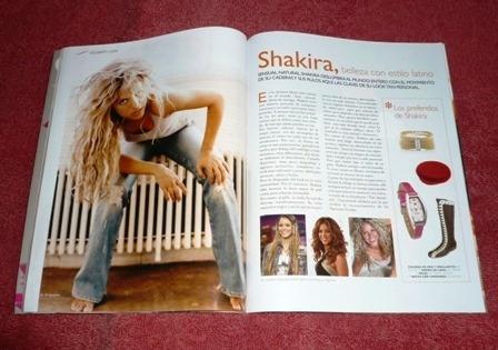 sedal mag 2007 shakira gianella neyra jennifer lópez cabello